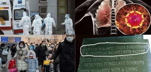 Китайский вирус 2019-nCoV — это биологическое оружие глобалистов