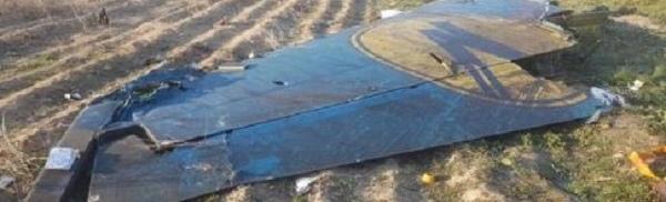 Boeing 737 сбили умышленно