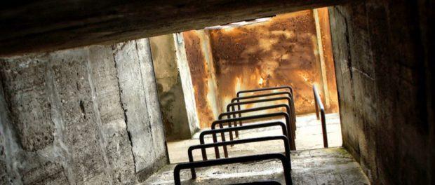 В Подмосковье обчистили секретный бункер