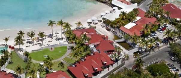 Эксклюзивный Eden Rock Resort в Сент-Бартсе