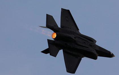 Русские радары зесекли F-35 над Ираном
