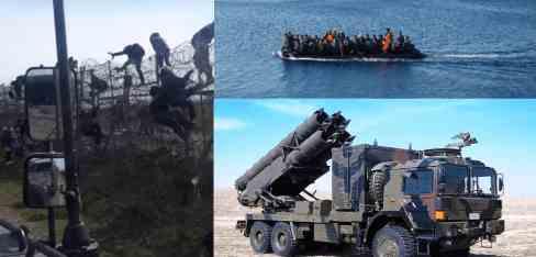 Турки тащат все вооружение в Идлиб и начинают войну