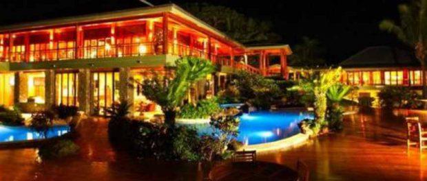 Вакая Фиджи остров роскошный курорт на продажу