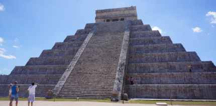 Пирамида Кукулькана: кто ее все таки построил