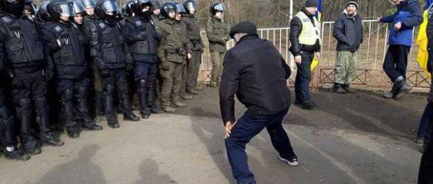 Китайцы шокированы поведением украинцев из из коронавируса