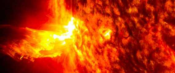 Разрушительные солнечные бури могут быть гораздо чаще, чем мы думали