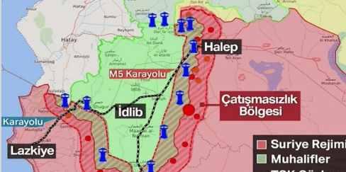 Турция готовит в Сирии Курскую Дугу