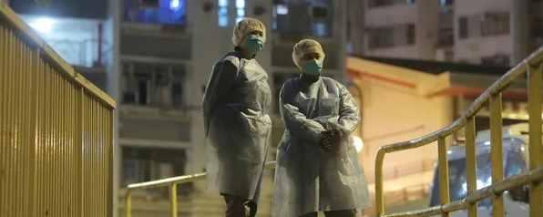 От коронавируса во Франции умер китайский турист