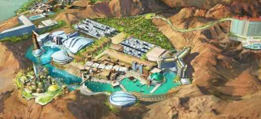 В Иордании будет построен тематический парк Star Trek