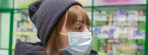 Цены на маски в России стали как Китае