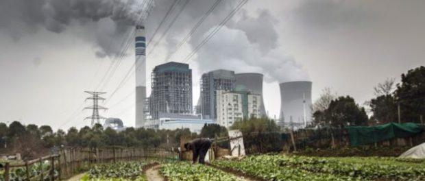 Коронавирус сокращает выбросы углерода в Китае до 25 процентов