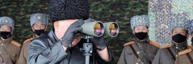 Ким Чен Ын всех повесит если вирус доберётся до его страны