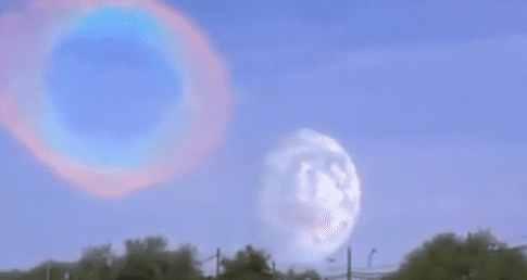 Прямо сейчас в прямом эфире в небе появилась планета