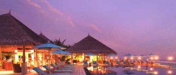 Невероятный Anantara Veli Resort на Мальдивах
