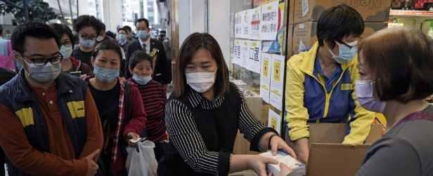 Коронавирус погубил азиатский туризм