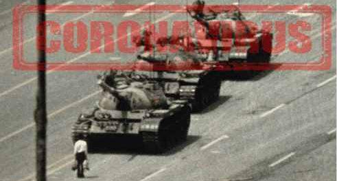 Это конец: Китай вводит военное положение