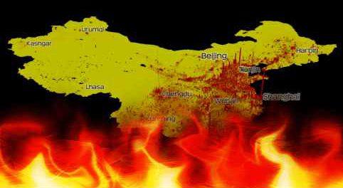 Город Ухань горит: для чего его поджигают