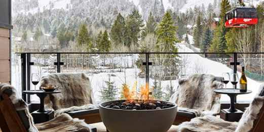 Уникальный лыжный роскошный отпуск