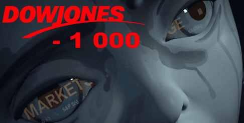Dow Jones минус 1 000: пора собирать консервы