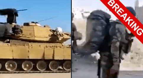 В Сирии начинается война между Россией и Турцией