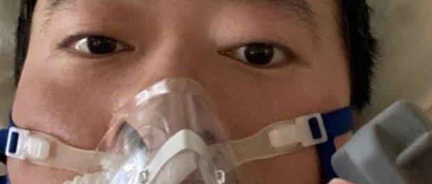Китайский врач предупредивший мир о коронавирусе умер