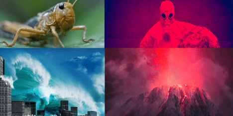 Монах предсказал чуму, саранчу, землетрясение и потоп