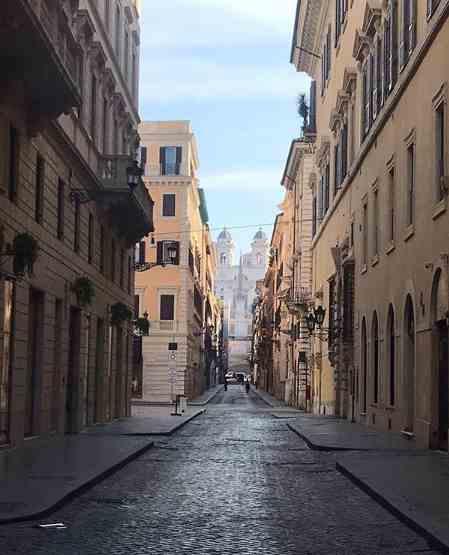 Rome, Italy,  coronavirus