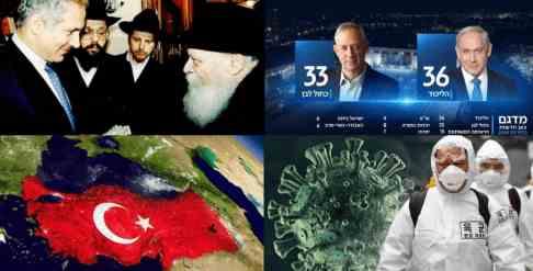 Выборы в Израиле состоялись: когда русские придут в Стамбул