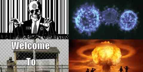 Коронавирус: скоро заболеет миллиард