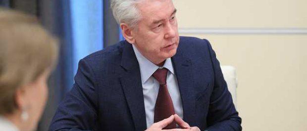 Собянин признался, что не знает точных данных по коронавирусу