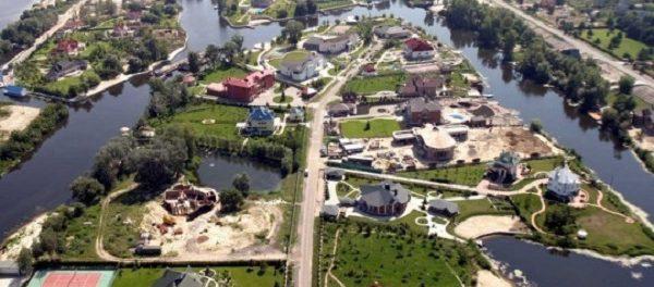Коронавирус атакует VIPov Конча-Заспу