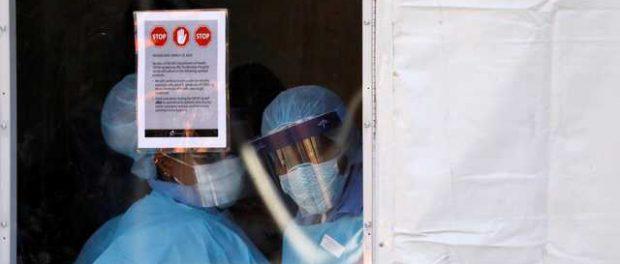 В Нью-Йорке каждые 17 минут от коронавируса умирает человек