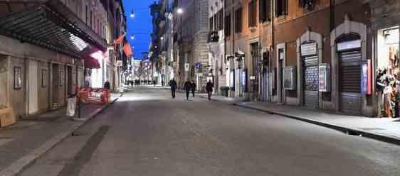 Смертность от коронавируса в Италии растет