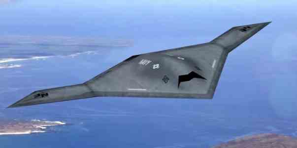 БПЛА Lockheed Martin RQ-170 Sentinel