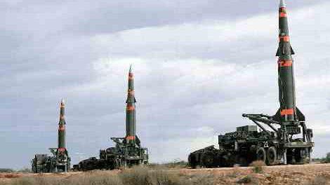 США разместили в Прибалтике ядерное оружие