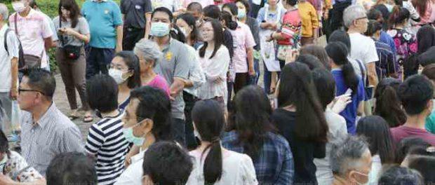 Вирусные страхи Южной Кореи