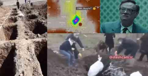 Коронавирус: Иран превращается еще в одну Ухань
