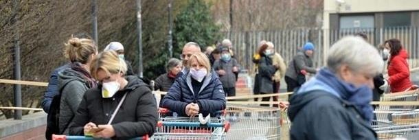 Итальянская экономика рухнула