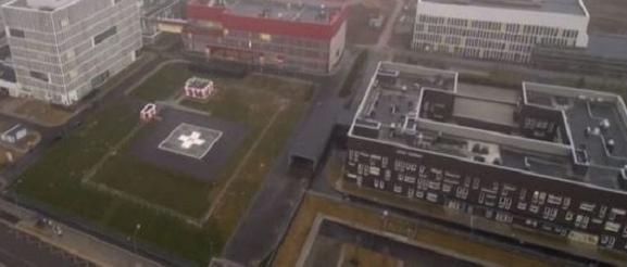 В больнице в Коммунарке скончалась профессор-эпидемиолог, госпитализированная с коронавирусом