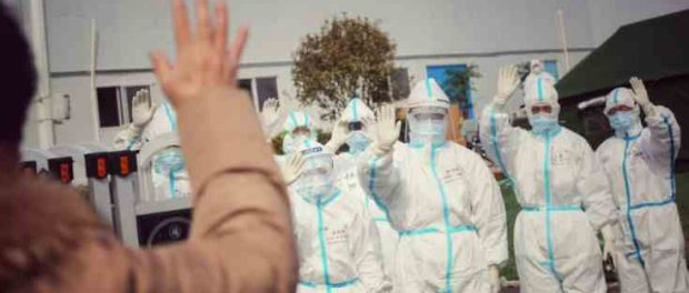 Случаи коронавируса достигли 100 000