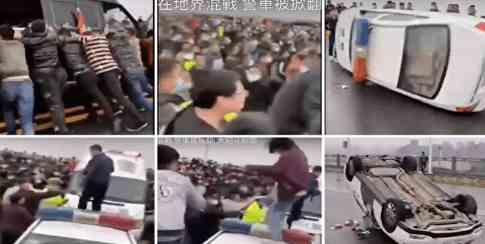 Народ Китая не выдержал карантина и теперь там начинается революция