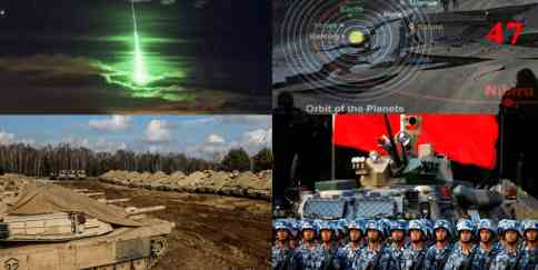 Землетрясение в Калифорнии может спровоцировать Конец Света