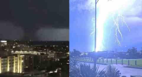 Инопланетный торнадо сравнял штат с землей