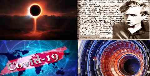 Школьник предсказал еще 1935 году WW2, CERN, COVID-19 «Нибиру»