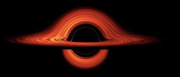 Возможна ли жизнь вокруг черных дыр?
