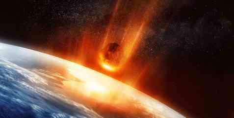 NASA ждет падение большого метеорита