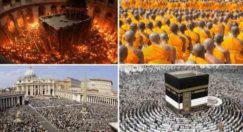 COVID-19: запрет на коллективные молитвы обернется катастрофой