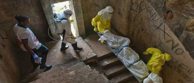 Эбола снова появилась в Конго