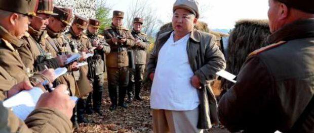 Китай направил медиков в Северную Корею для консультаций Ким Чен Ына