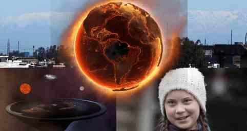 COVID-19: на Земле началось повышение температуры